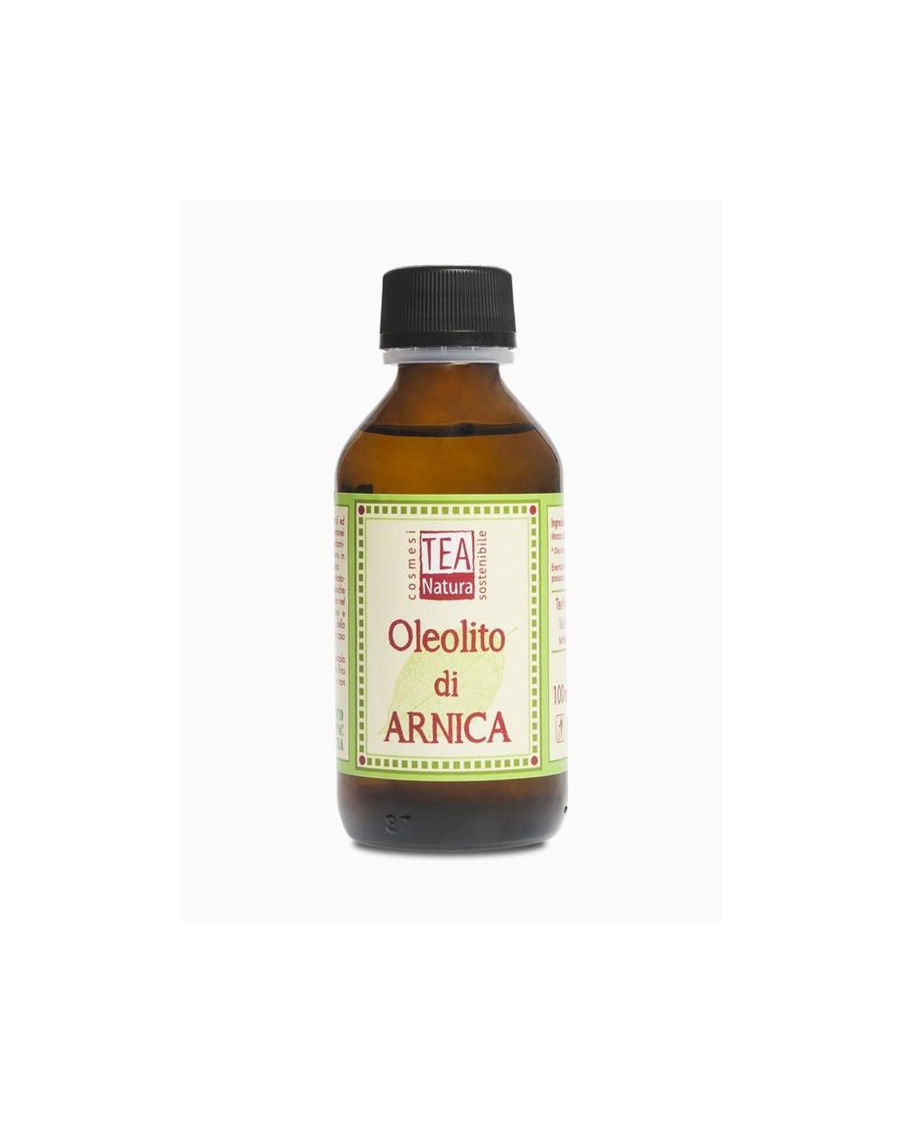 Tea Natura - Oleolito Arnica 100ML
