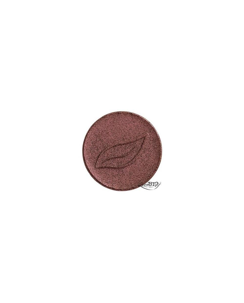 PuroBIO Cosmetics - Ombretto in cialda 15 Duochrome Rosa antico