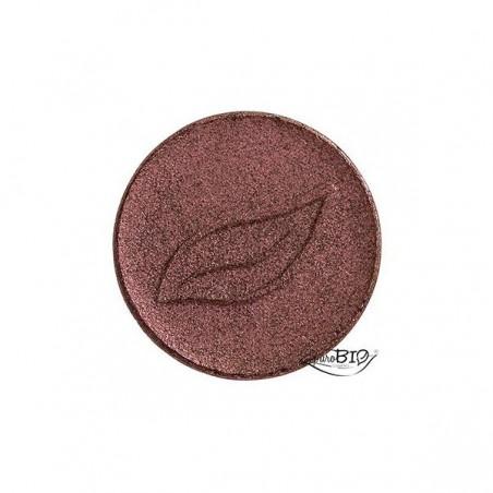 PuroBIO Cosmetics - Ombretto in cialda 15 Duochrome Rosa antico REFILL
