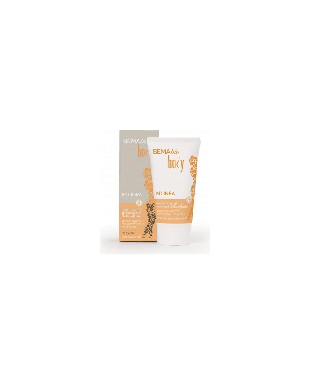 Bema Cosmetici - Bio In Linea Crema per gli Inestetismi della Cellulite
