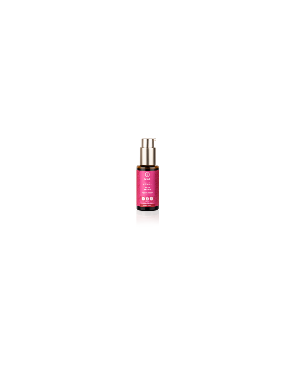 Khadi - Olio per capelli Rose Repair 50ml