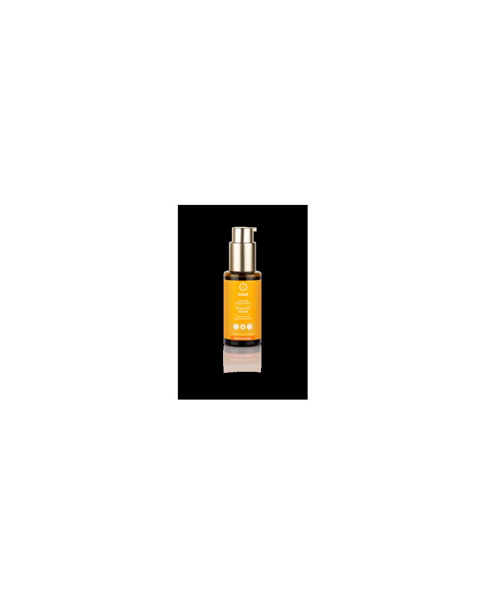 Khadi - Olio per capelli Vitality Grow 50ml