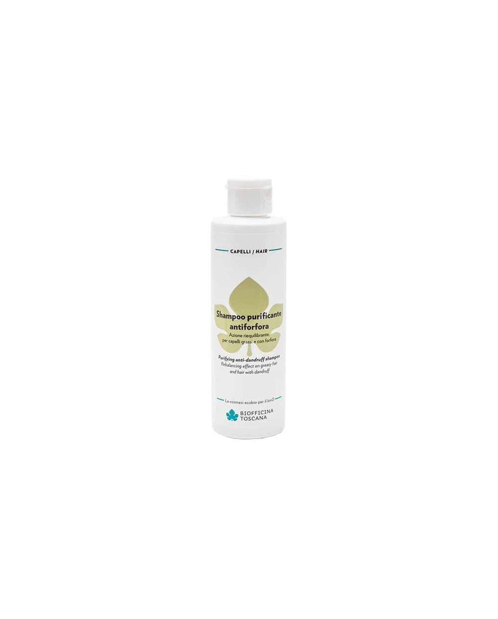 Biofficina Toscana - Shampoo concentrato purificante