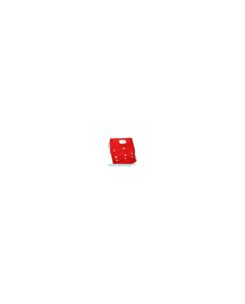 easypu - Pannolino lavabile rosso