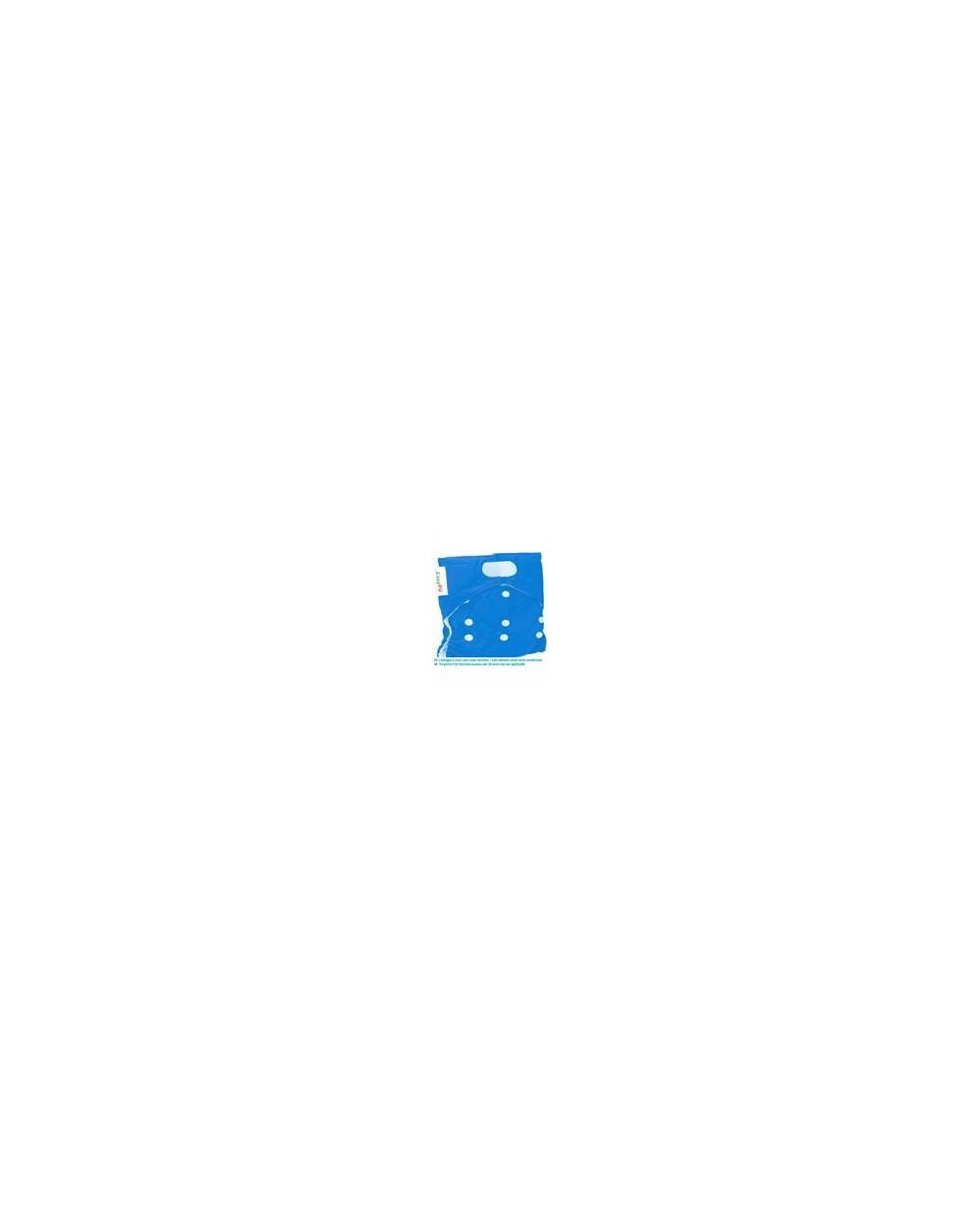 Easypu - Pannolino lavabile blu