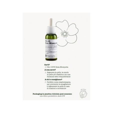 La Saponaria - Olio di Rosa Mosqueta biologico 30 ML
