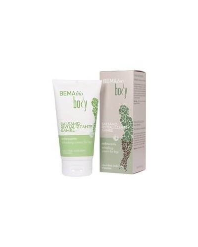 Bema Cosmetici - Balsamo Rivitalizzante Gambe Lozione naturale con azione rivitalizzante