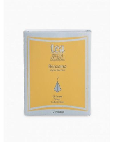 Tea Natura - Piramide Benzoino 10 coni