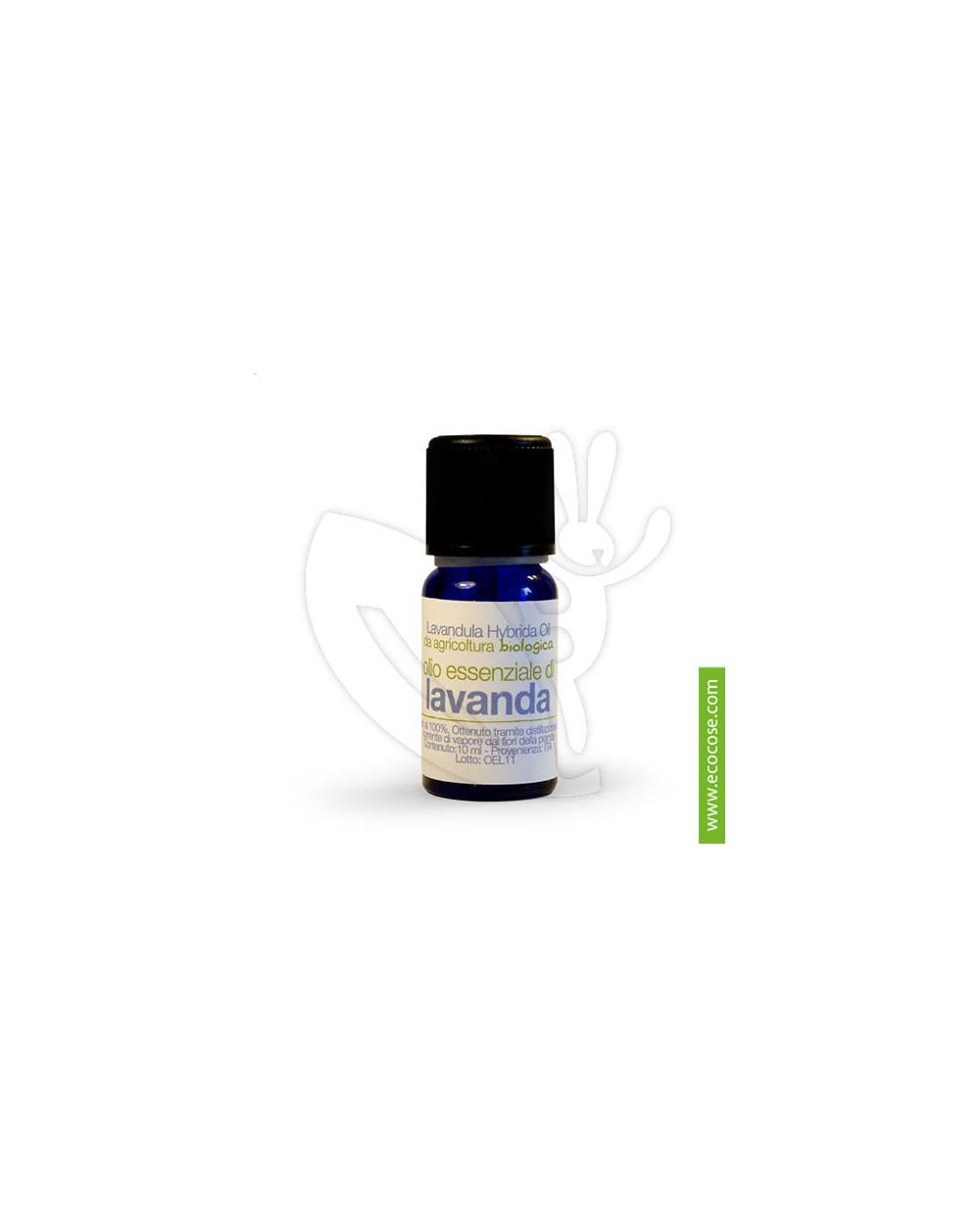 La Saponaria - Olio essenziale di Lavanda 10ml