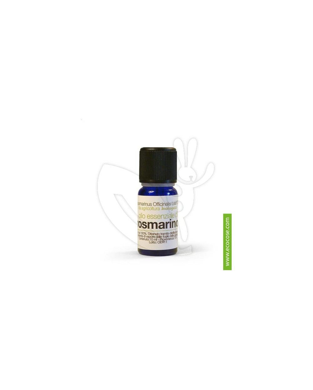 La Saponaria - Olio essenziale di Rosmarino