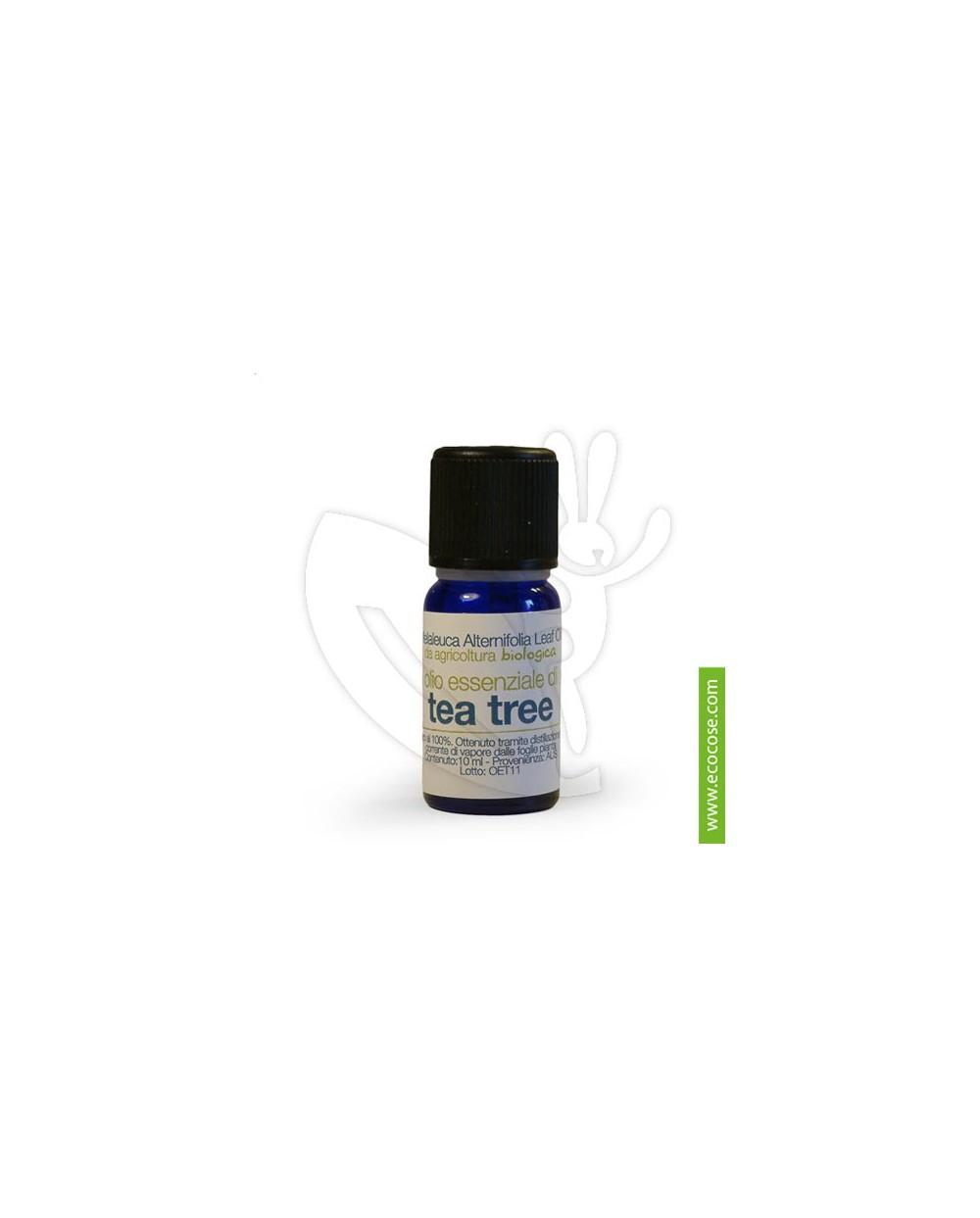 La Saponaria - Olio essenziale di Tea Tree 10 ML