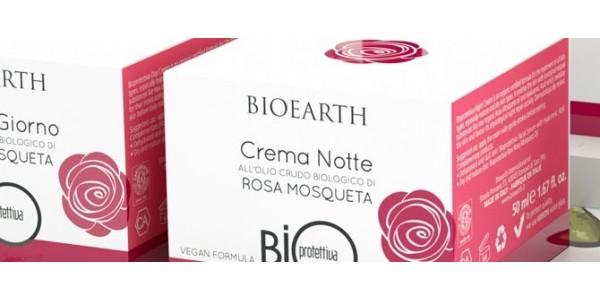 Bioearth - Bioprotettiva Rosa Mosqueta