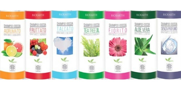 Bioearth - Family Shampoo-Doccia