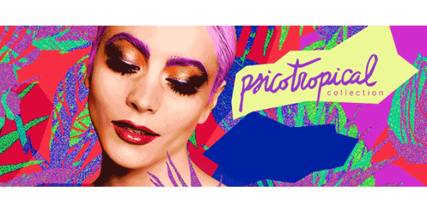 Neve Cosmetics - Psicotropical Collection