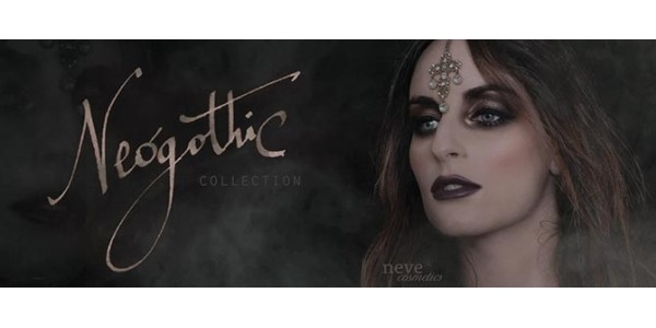 Neve Cosmetics - Neogothic Collection
