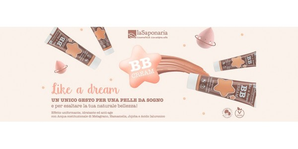 La Saponaria - Like a Dream BB Cream