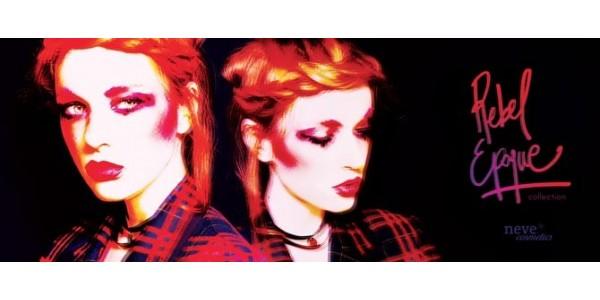 Neve Cosmetics - Rebel Epoque Collection