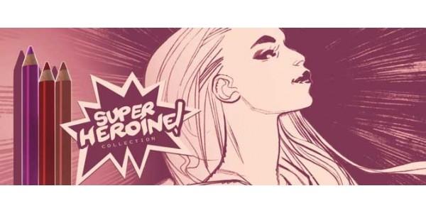 Neve Cosmetics - SuperHeroine Collection