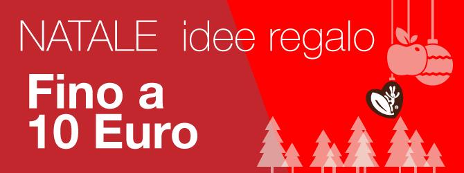 Natale idee regalo fino a 10 euro