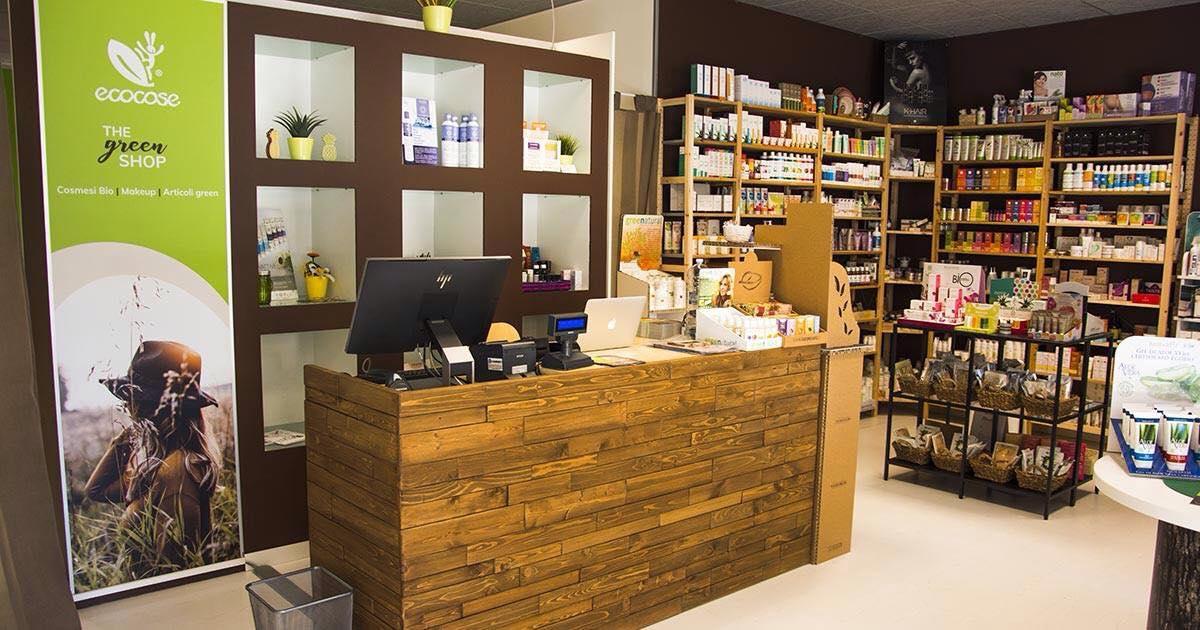 Ecocose Shop, bioprofumeria a Legnago
