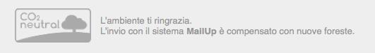 Mailup compensa