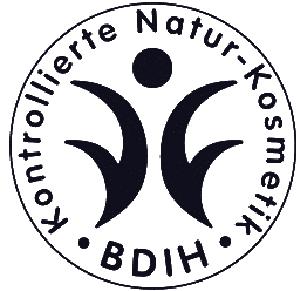 BDIH Kontrollierte Naturkosmetik